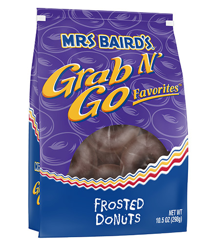 Mrs Baird's Frosted Donuts